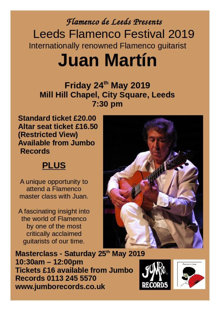 Juan poster