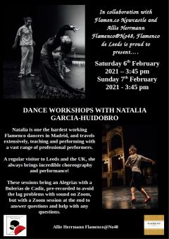 Dance with Natalia